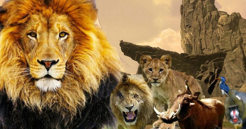 Disney's Lion King Remake Shows Off Amazing First Footage at D23