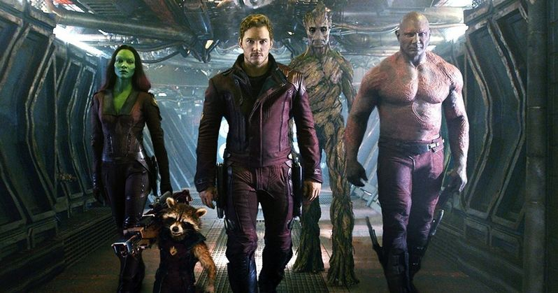 Guardians of the Galaxy 2 Final Script Draft Is Done