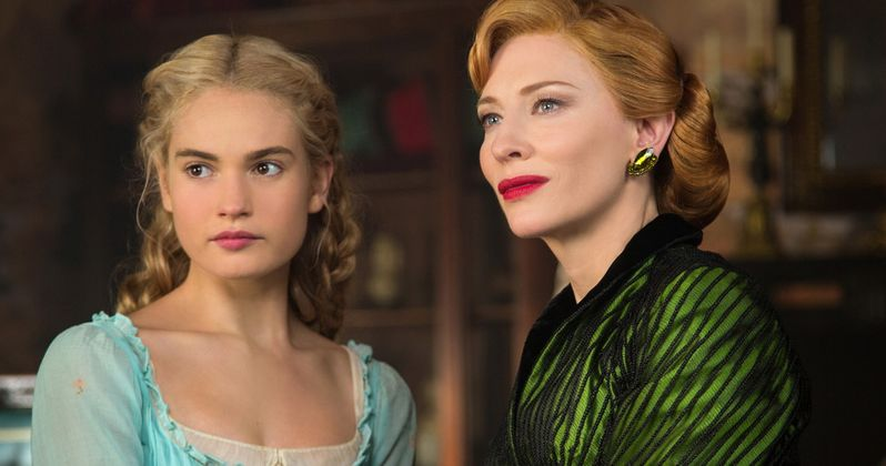 Disney's Cinderella Crosses $500M at Worldwide Box Office