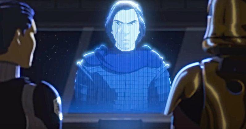 Star Wars: Resistance Season 2 Trailer Brings in Kylo Ren for Final Episodes