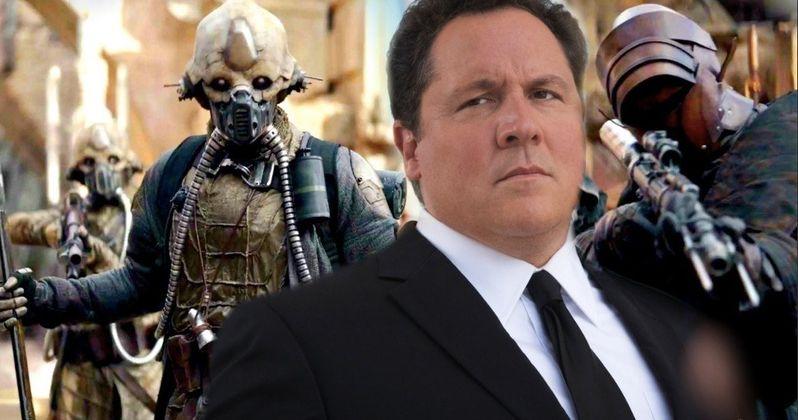 Jon Favreau Is Voicing an Important Alien in Solo