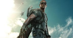 The Falcon Is Not in Avengers: Age of Ultron | EXCLUSIVE