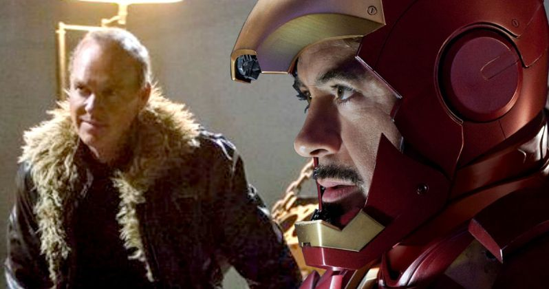How Vulture Is Connected to Tony Stark in Spider-Man: Homecoming