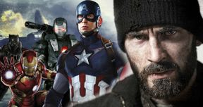 Captain America Goes Full Nomad in Infinity War?