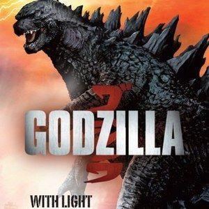 Godzilla Full-Body Design Revealed in New Book Cover Art