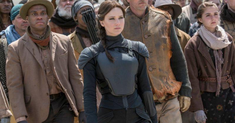 Mockingjay Part 2 TV Spot Promises a Game Ending Spectacle