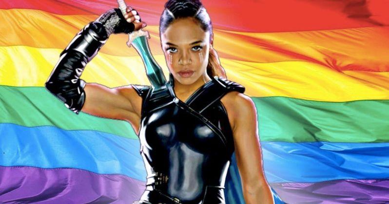 Thor: Ragnarok's Valkyrie Is the MCU's First LGBT Superhero