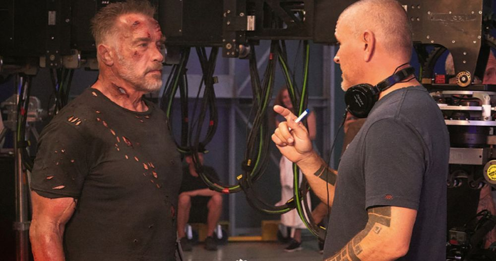 Terminator: Dark Fate Director Will Never Work with James Cameron Again