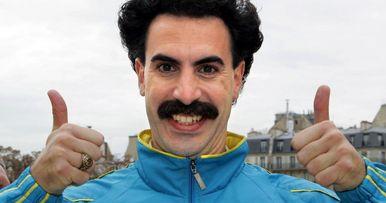 Sacha Baron Cohen Offers to Pay Borat Impersonators' Mankini Fines