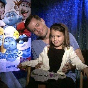 EXCLUSIVE: Hank Azaria, Neil Patrick Harris and Jayma Mays Talk The Smurfs 2!