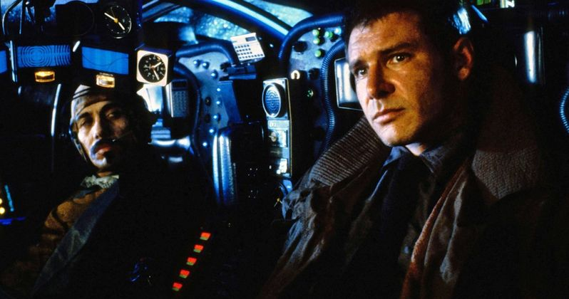 Blade Runner 2 Shot for Months Without Harrison Ford Says Ryan Gosling