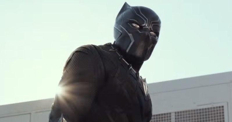 Chadwick Boseman Talks Black Panther in Captain America 3