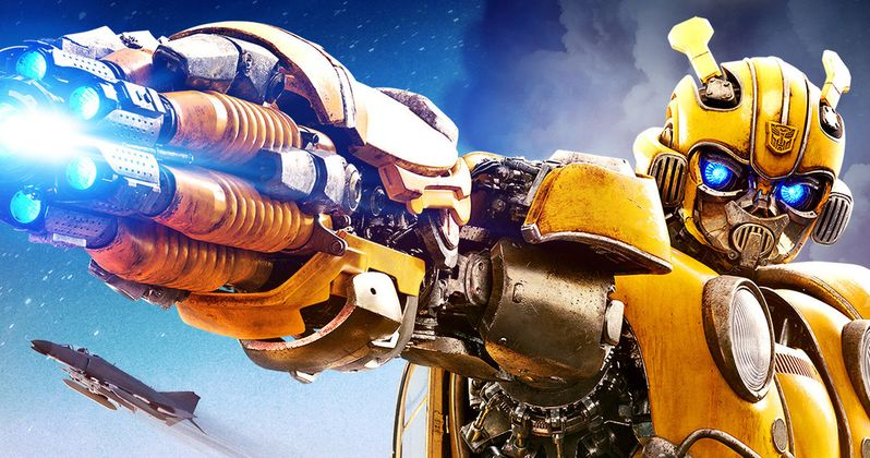 Bumblebee Comes to 4K, Blu-ray & DVD This April Loaded with Extras