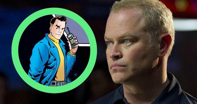 Arrow Season 4 Gets Captain America Star as Damien Darhk