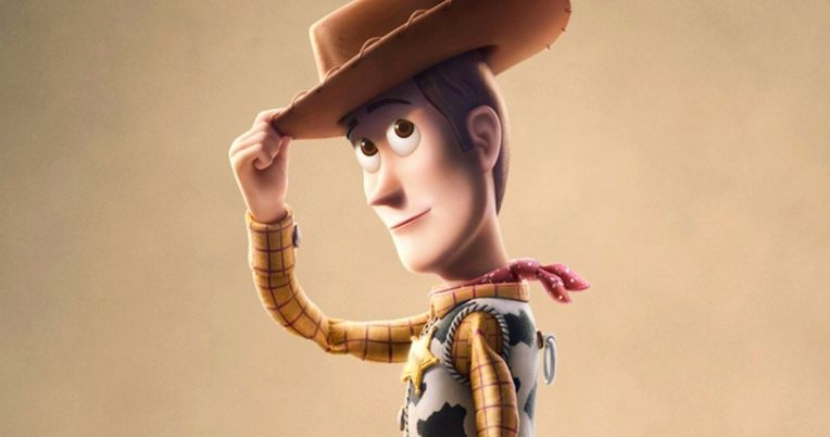 Woody Returns in First Toy Story 4 Poster