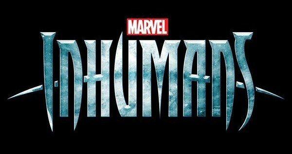 New Inhumans TV Series Logo Revealed by Marvel