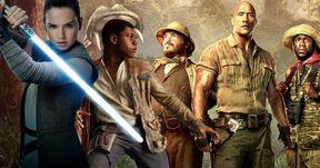 Jumanji 3 to Battle Star Wars 9 at the 2019 Box Office?