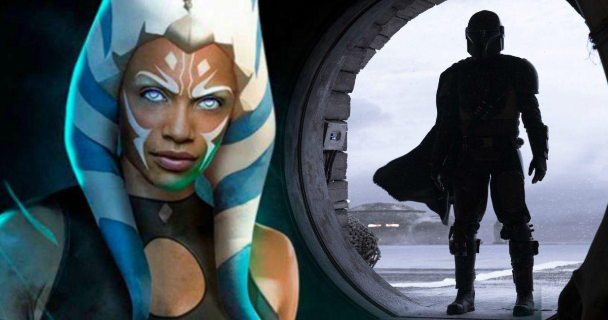 Rosario Dawson Wants to Play Ahsoka Tano in The Mandalorian Season 2
