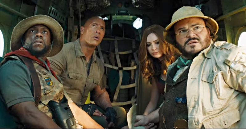Jumanji: The Next Level Trailer Arrives, The Rock Goes Back to The Jungle