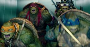 Two Ninja Turtles Extended TV Spots Featuring 'Shell Shocked' Single