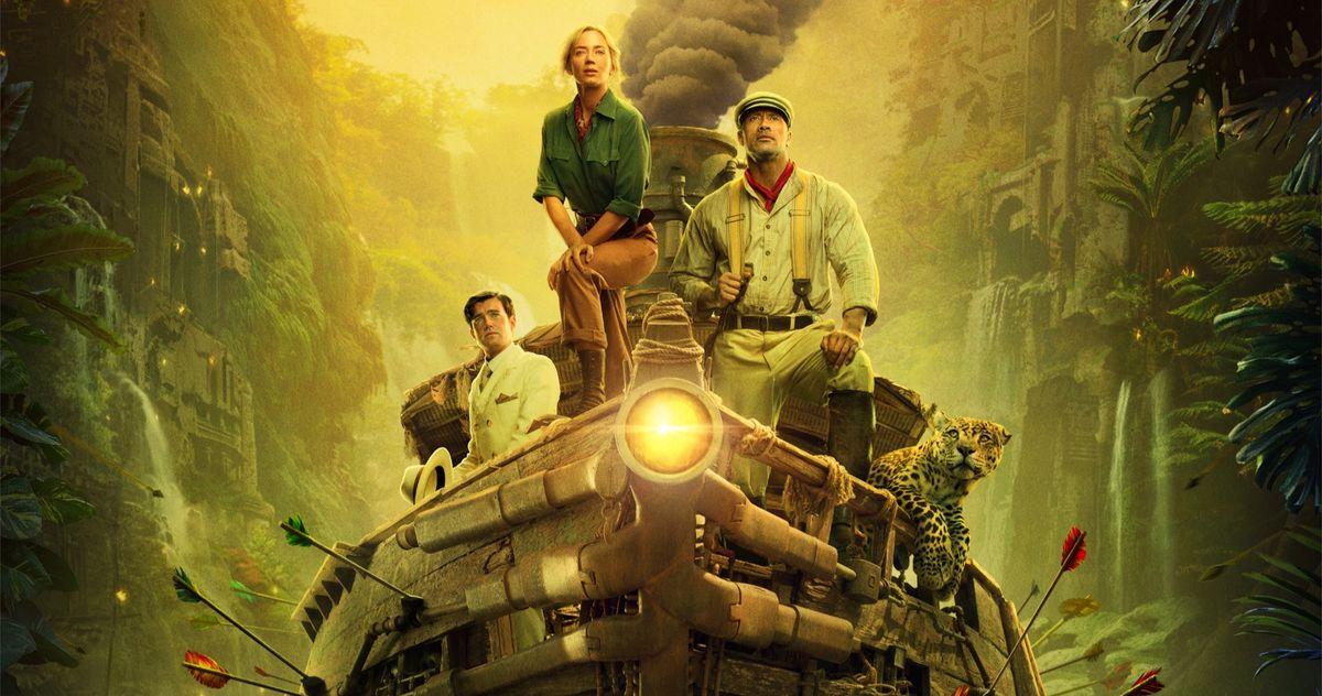 Disney's Jungle Cruise Trailer Sets Sail with Dwayne Johnson & Emily Blunt