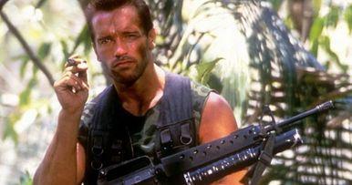 Schwarzenegger Is Meeting Predator 4 Director Soon