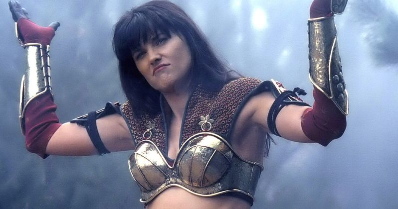 Xena Reboot to Lose the Skimpy Costumes?