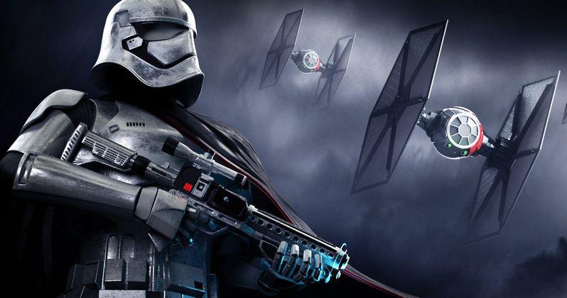 Captain Phasma's New Secret Weapon Revealed in Star Wars 8?