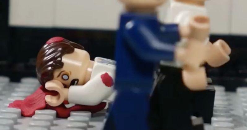 Belko Experiment Gets a Violent, Blood-Soaked LEGO Trailer
