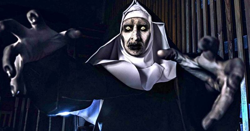 Conjuring Spin-Off The Nun Begins Shooting