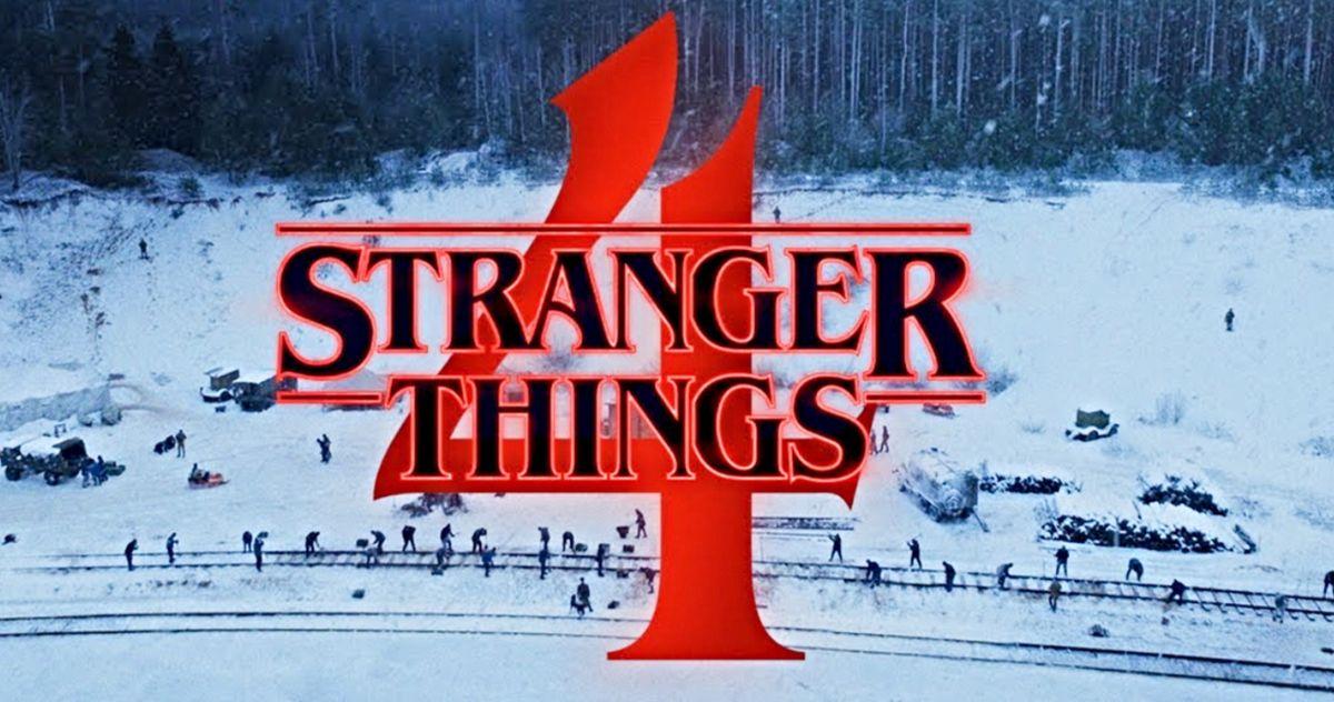 First Stranger Things Season 4 Footage Reveals Hopper's