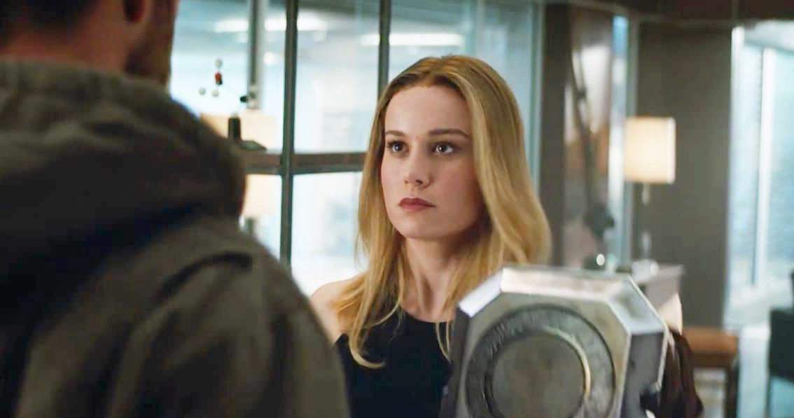 Popular Captain Marvel Fan Theory Gets Debunked by Avengers: Endgame Co-Director