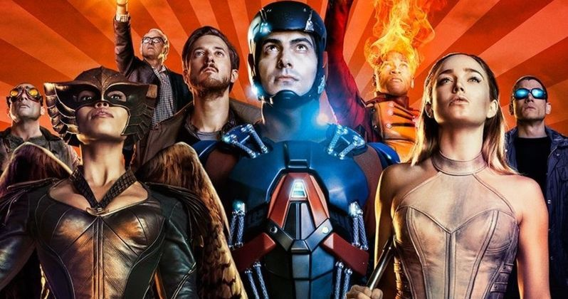 Legends of Tomorrow Sizzle Reel: Can Vandal Savage Be Stopped?