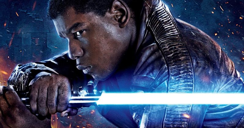2 New Star Wars 7 TV Spots and Finn Featurette