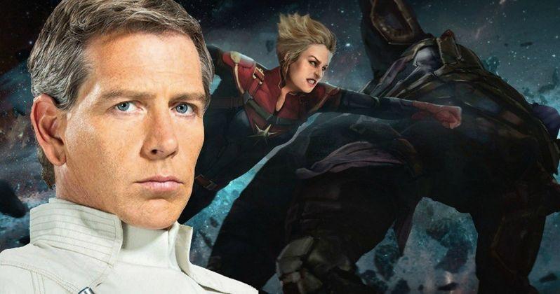 Captain Marvel Wants Rogue One Star as the Main Villain