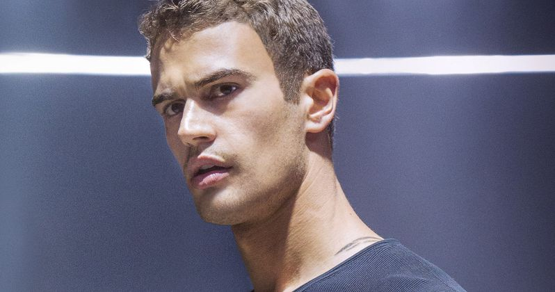 Divergent: Insurgent Trailer Preview with Theo James