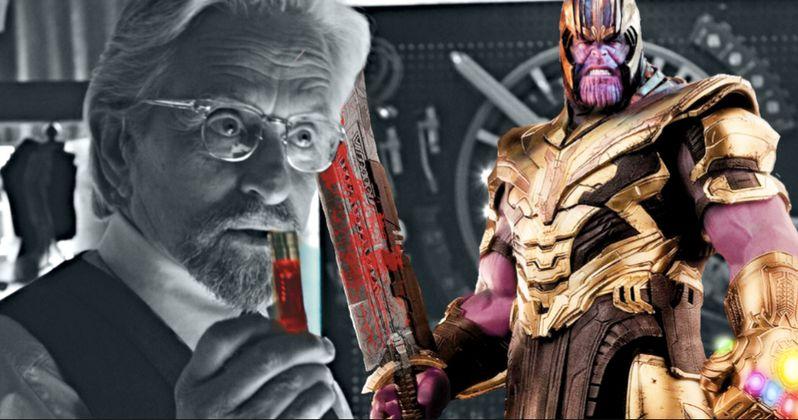 Avengers: Endgame Creators Reveal Truth Behind Thanos' Time Travel Shenanigans