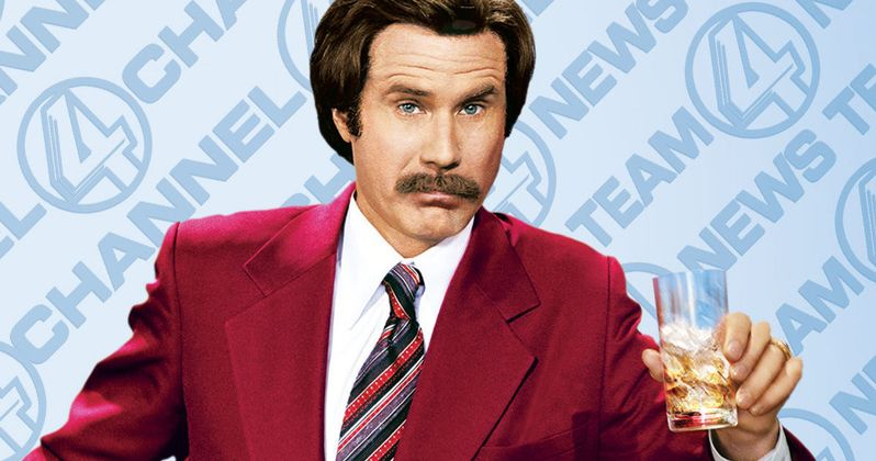 Will Ferrell Themed Anchorman Bar Opens in New York