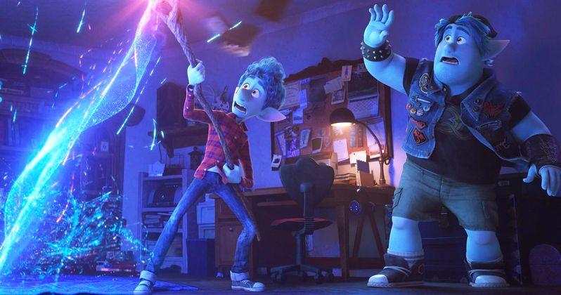 Pixar's Onward Gets Sneak Peek at D23 with Help from Chris Pratt & Tom Holland