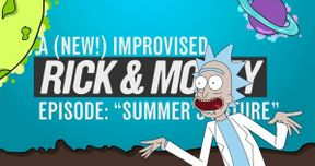 Rick and Morty Cast Improvise an All-New Mini-Episode