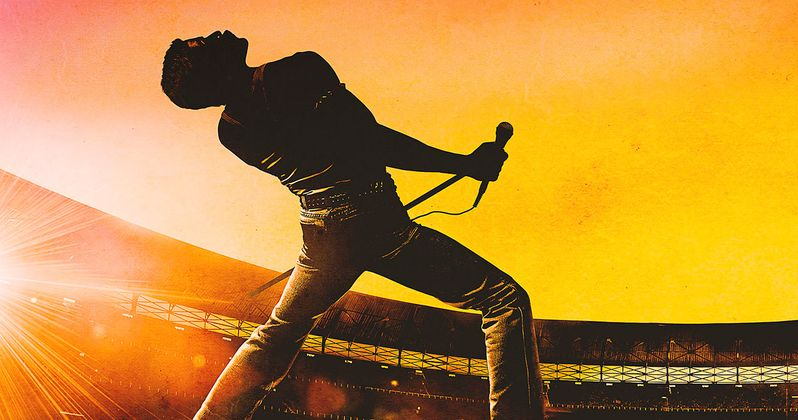 Bohemian Rhapsody Blu-ray Includes Full Live Aid Movie Performance
