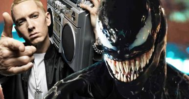 New Venom TV Spot Brings Big Action Backed by Eminem's Theme Song