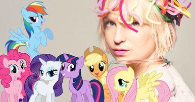 My Little Pony: The Movie Gets Pop Star Sia as Songbird Serenade