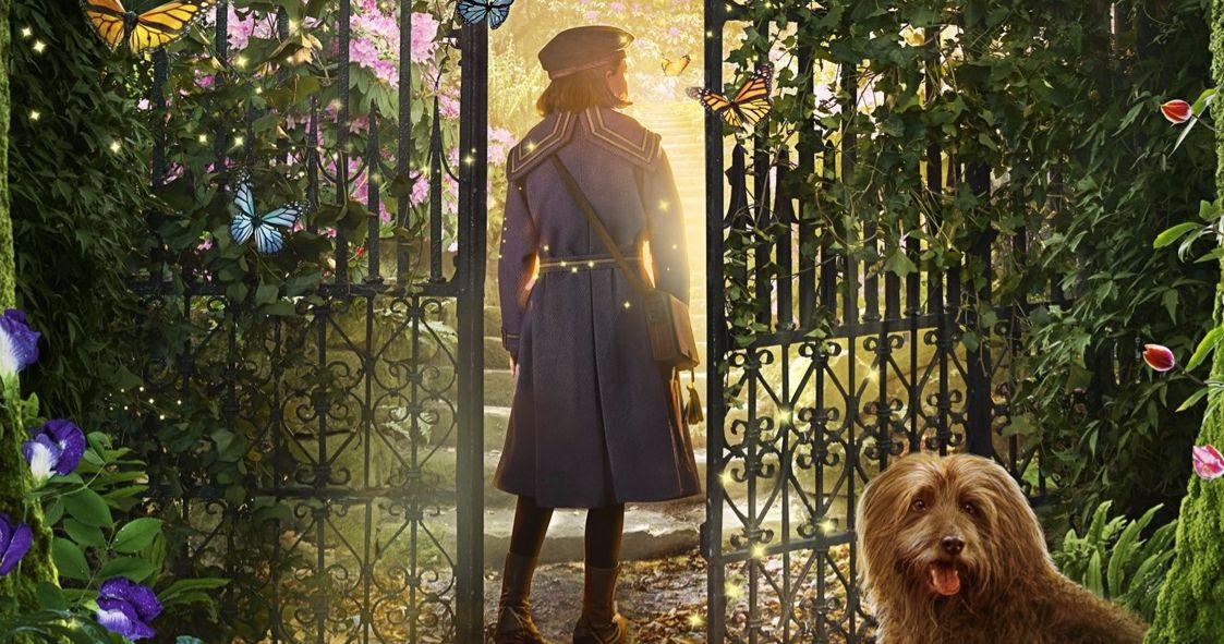 The Secret Garden Trailer Unlocks The Magic Of The Imagination