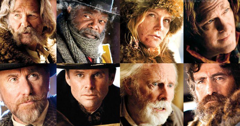 Hateful Eight Character Portraits Introduce Tarantino's Cast