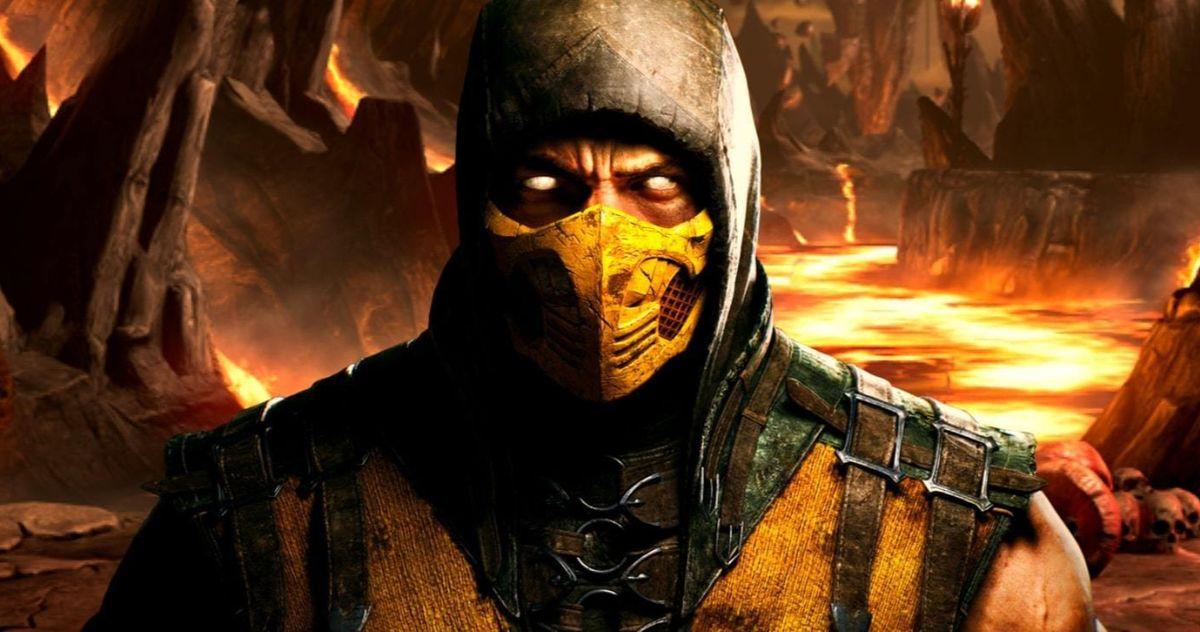 James Wan S Mortal Kombat Reboot Logo Revealed