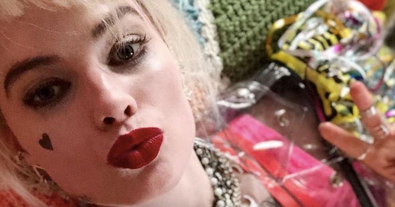 Margot Robbie Shares First Look at Harley Quinn in Birds of Prey