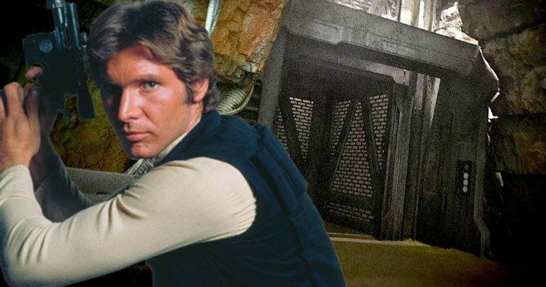 Spice Mines of Kessel Teased in Latest Look at Han Solo