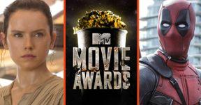 Star Wars & Deadpool Lead 2016 MTV Movie Awards Nominations