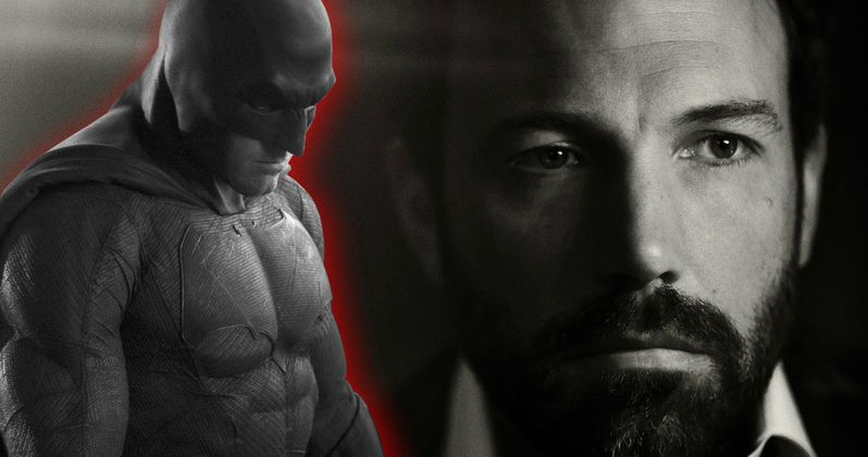 Ben Affleck to Exit Batman Role and DC Altogether?